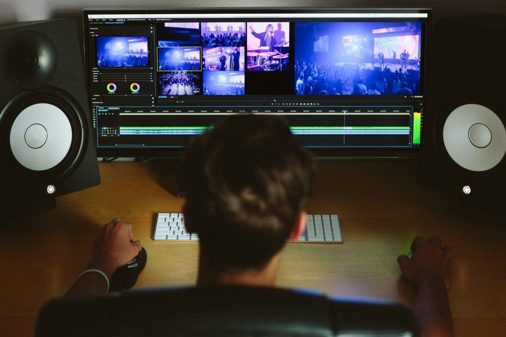 hire a full-time video editor