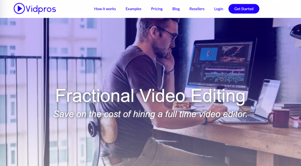 vidpros video editing company